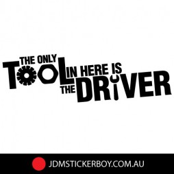 0883E---The-Only-Tool-is-the-Driver-200x62-W