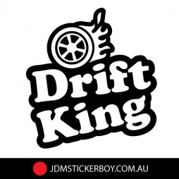 0953K---Drift-King-90x96-W