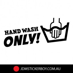 1442K---Hand-Wash-Only-150x53-W