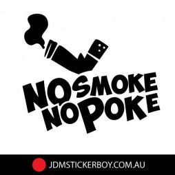 1444K---No-Smoke-No-Poke-105x98-W