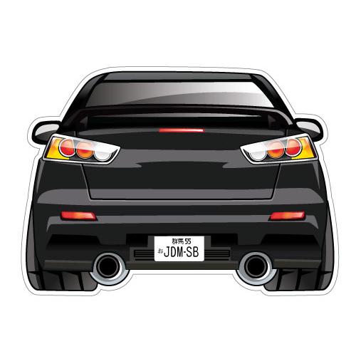 Evo X Jdm Sticker Decal Car Jdmsb Garage Drift Vinyl